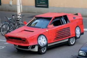 Ceci n'est pas une Ferrari !