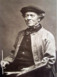 Photographie de Jean-Baptiste Camille Corot