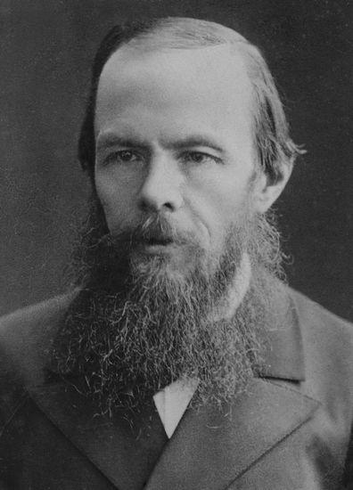 Fedor Mikhaïlovitch Dostoïevski (1821-1881)