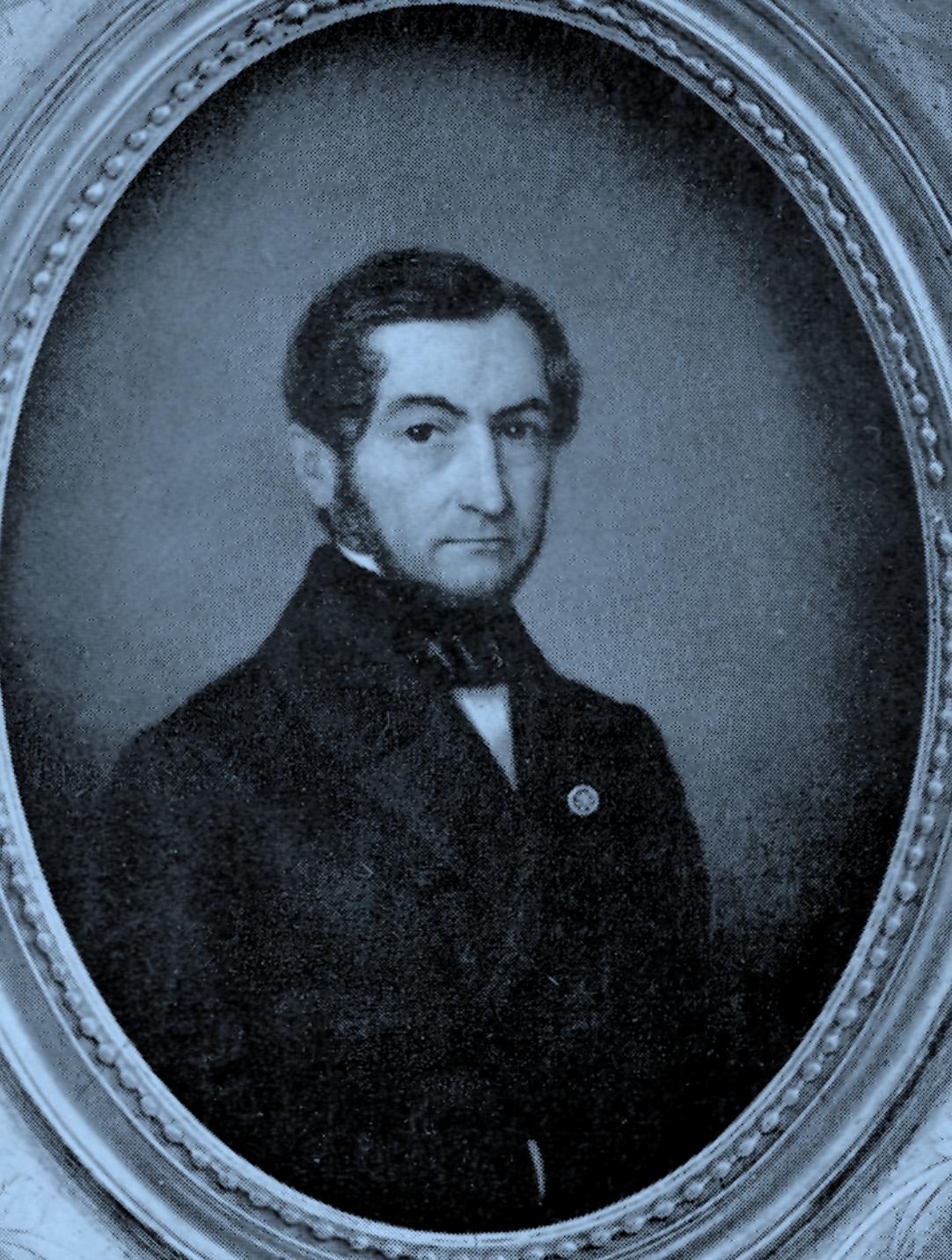 Joseph Hyacinthe Barman (1800-1885), Ministre suisse plénipotentiaire à Paris