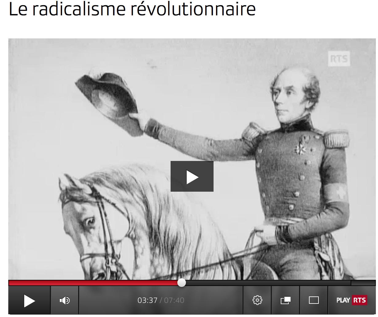 Le Radicalisme révolutionnaire