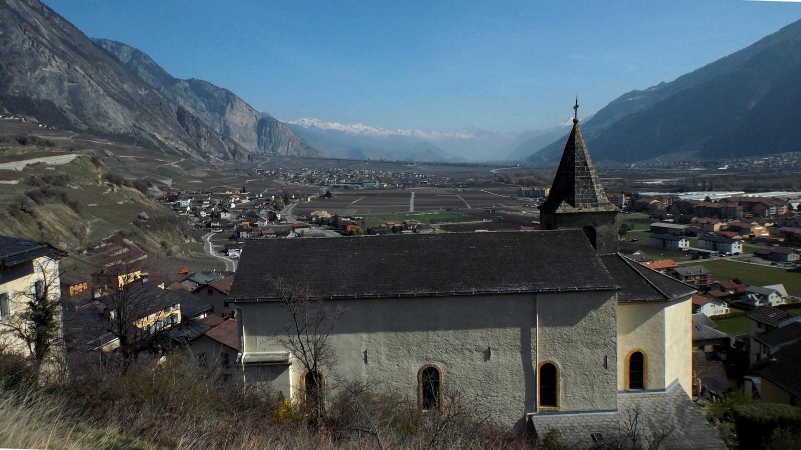 Eglise de Saillon