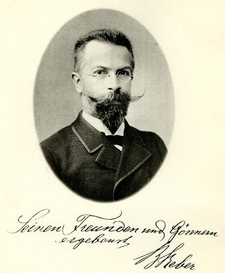 Burkhard Reber (1848-1926)