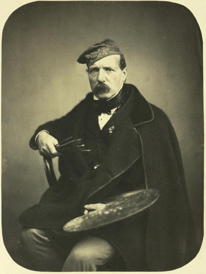 François Diday (1802-1877), chef de file de l'école alpestre