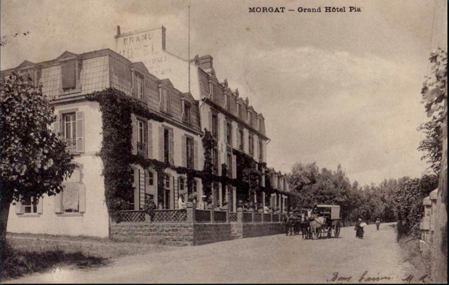 Hôtel Pia, Grand Hôtel de Crozon